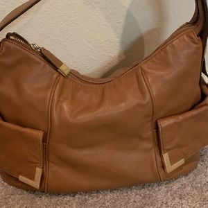 Brown Michael Kors handbag